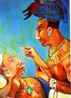 Mayan dentist